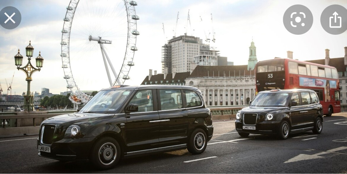 Black Cabs London Along With Competent Licensed London Taxi Drivers