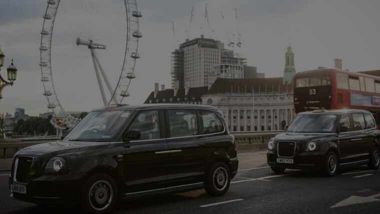 The Official Black Cab Company Delivers Taxi In London Services