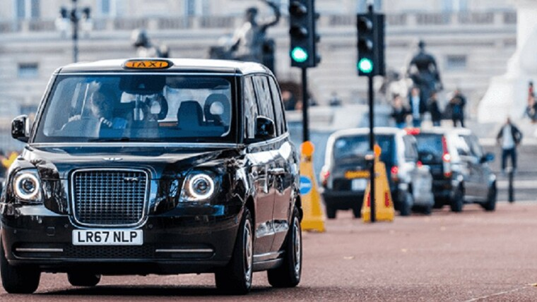 Welcome To The Official Black Cab Company For Taxis London Services