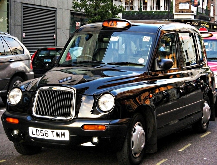 Book Your Black Cab Taxi Airport At The Official Black Cab Company