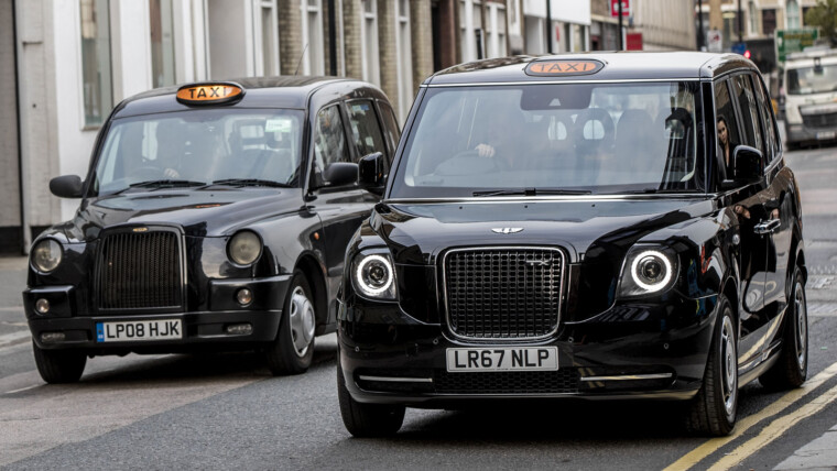 Book An Taxi in London Through The Official Black Cab Company