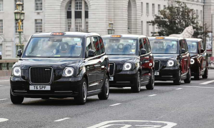 Get The Quality Official Black Cab Services In London