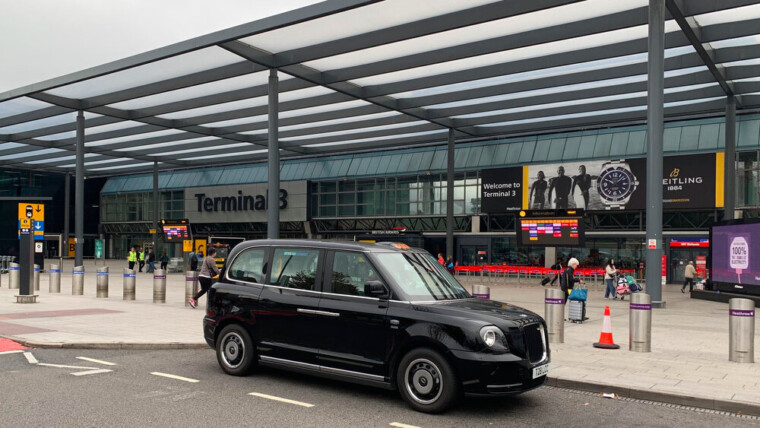 Find Taxi For Airport-The Official Black Cab Company